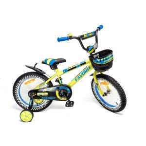Детский велосипед Favorit Sport 16 (желтый)