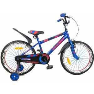 Детский велосипед Favorit Sport 20 (синий)