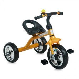 Детский велосипед Lorelli A28 (желтый)
