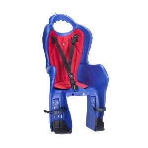 Детское велокресло H.T.P. Elibas P 92070844 (синий)