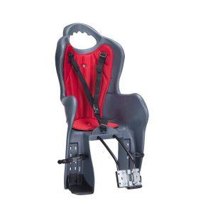 Детское велокресло H.T.P. Elibas T-29 (серый)
