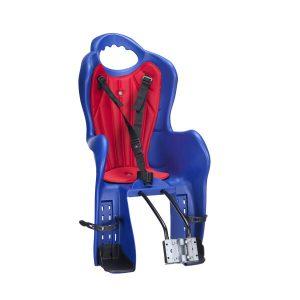 Детское велокресло H.T.P. Elibas T 92070544 (синий)