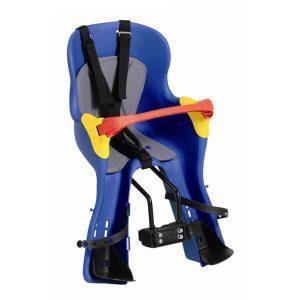 Детское велокресло H.T.P. Kiki CS 202 TS 92070823 (синий)