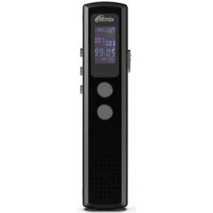 Диктофон цифровой Ritmix RR-120 4GB (черный)