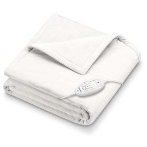 Электрическое одеяло Beurer HD75 (белый)