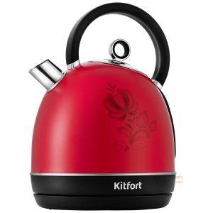 Электрочайник Kitfort KT-6117-2