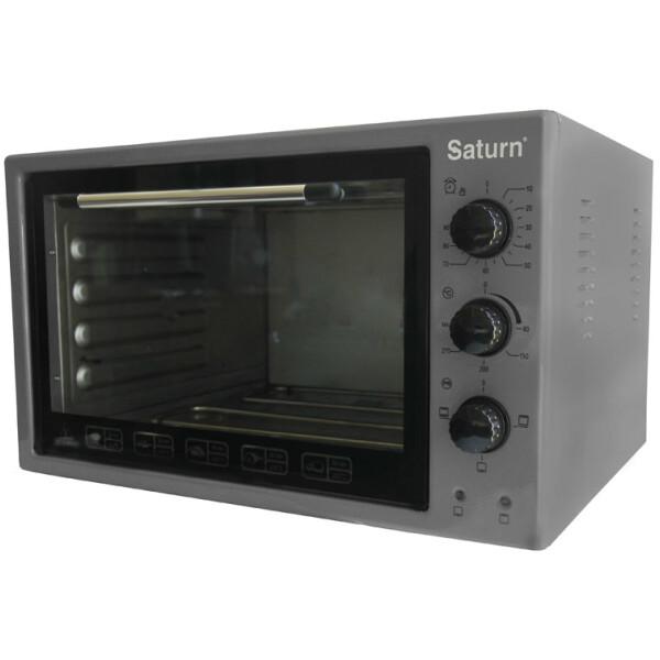 Электропечь Saturn ST-EC 3801 (серый)