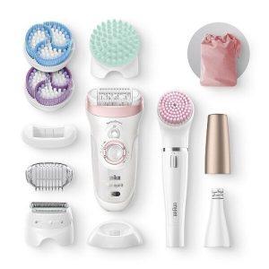 Эпилятор Braun Silk-epil 9 Beauty Set SES 9-985