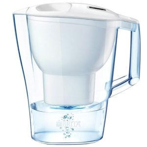 Фильтр для воды BRITA Aluna XL Calendar МХ+ (белый)
