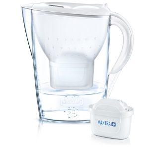 Фильтр для воды BRITA Марелла XL МЕМО МХ+ белый