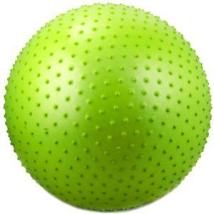 Фитбол массажный Sundays Fitness IR97404 (зеленый)