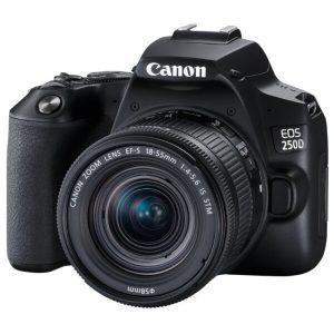 Фотоаппарат Canon EOS 250D Kit 18-55 IS STM (черный)