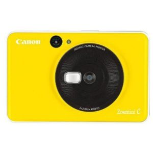 Фотоаппарат Canon Zoemini C (желтый)