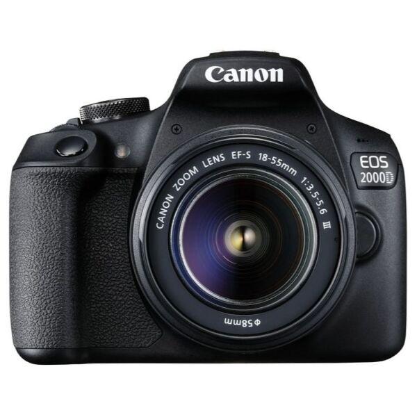 Фотокамера CANON EOS 2000D EF-S 18-55mm III