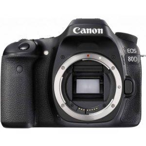 Фотокамера CANON EOS 80D Body (1263C010)