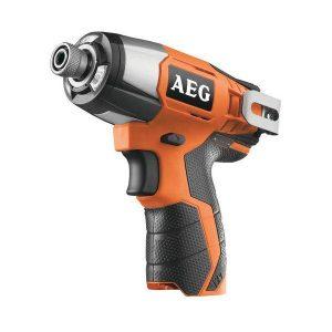 Гайковерт AEG Powertools BSS 12 C-0 без АКБ и ЗУ (4935446702)