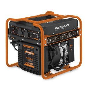 Генератор Daewoo Power GDA 5600i