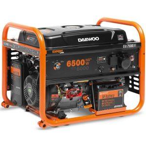 Генератор Daewoo Power GDA 7500DFE