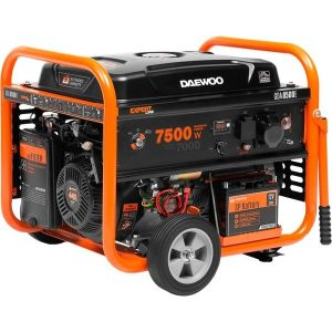 Генератор Daewoo Power GDA 8500E