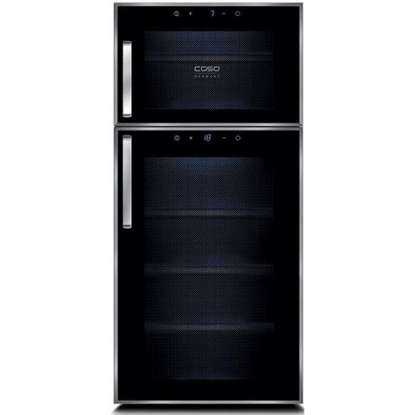 Холодильник винный CASO WineDuett Touch 21