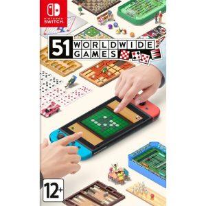Игра 51 Worldwide Games [Nintendo Switch