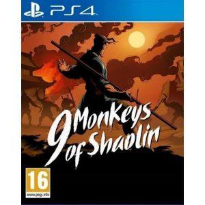 Игра 9 Monkeys of Shaolin для PlayStation 4