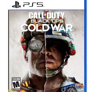Игра Call of Duty: Black Ops Cold War [PS5