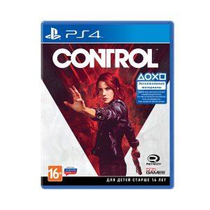 Игра CONTROL [PS4