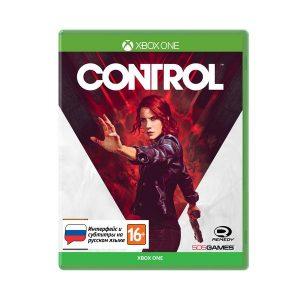 Игра CONTROL [Xbox One
