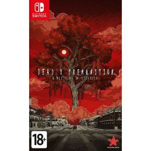 Игра Deadly Premonition 2: A Blessing in Disguise для Nintendo Switch