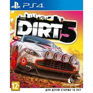 Игра Dirt 5 для PlayStation 4