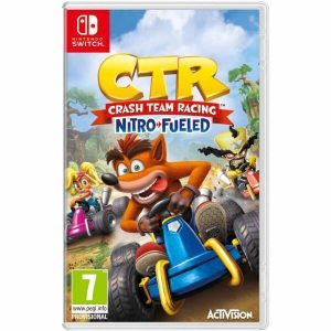 Игра для Nintendo Switch Crash Team Racing Nitro-Fueled [английская версия]
