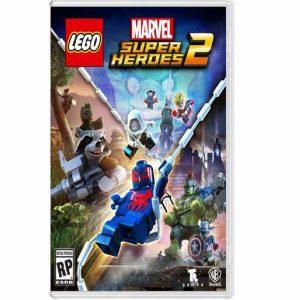 Игра для Nintendo Switch LEGO Marvel Super Heroes 2 [русские субтитры]