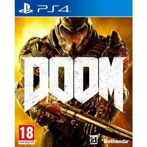 Игра для PS4 DOOM