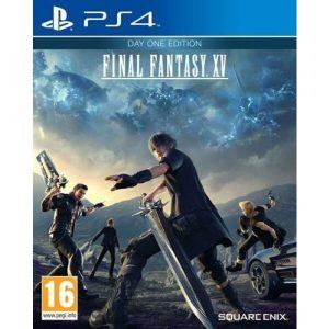 Игра для PS4 Final Fantasy XV. Day One Edition [русские субтитры]