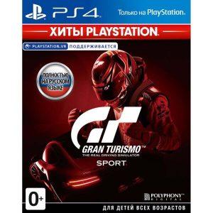 Игра для PS4 Gran Turismo Sport (VR