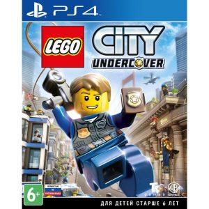 Игра для PS4 LEGO CITY Undercover [русская версия]