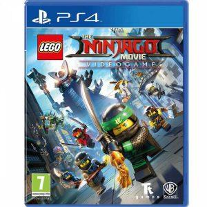 Игра для PS4 LEGO: Ниндзяго Фильм. Видеоигра [русские субтитры]