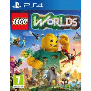 Игра для PS4 LEGO Worlds [русская версия]
