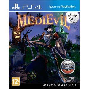 Игра для PS4 MediEvil [русская версия]