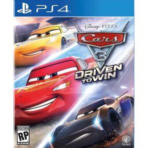 Игра для PS4 Тачки 3. Навстречу победе [русские субтитры]