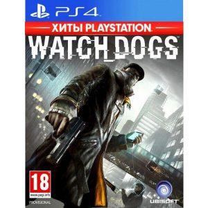 Игра для PS4 Watch_Dogs