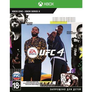 Игра для Xbox EA SPORTS UFC 4 [русские субтитры]