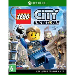 Игра для Xbox One LEGO CITY Undercover [русская версия]