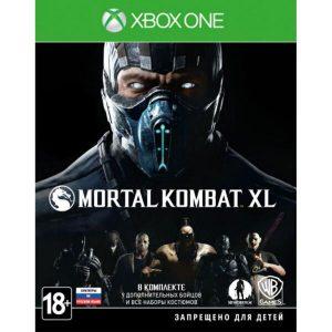 Игра для Xbox One Mortal Kombat XL [русские субтитры]