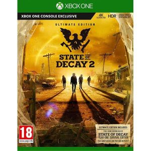 Игра для Xbox One State of Decay 2 Ultimate