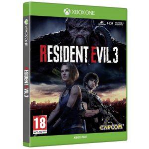 Игра для Xbox Resident Evil 3 [русские субтитры]