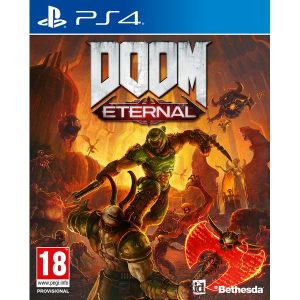 Игра DOOM Eternal [PS4