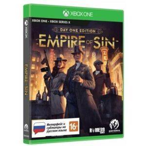 Игра Empire of Sin. Издание первого дня для Xbox Series X и Xbox One