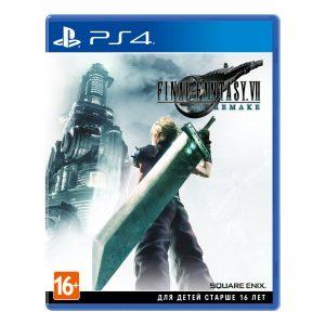 Игра Final Fantasy VII Remake для PlayStation 4
